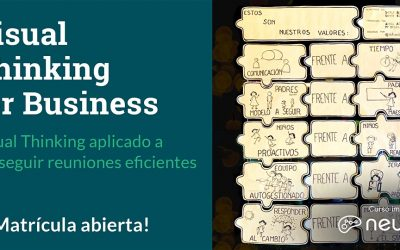 Curso online de Visual Thinking for Business en NeuroK